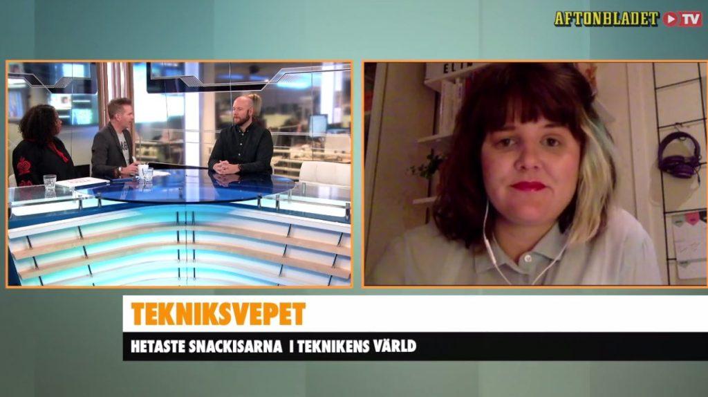 Aftonbladet TV med Elin Häggberg och Fredrik Wass