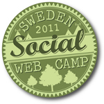 SSWC - Sweden Social Web Camp