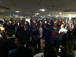 #tweetupsthlm 3 februari 2012 på Hilton Slussen i Stockholm.