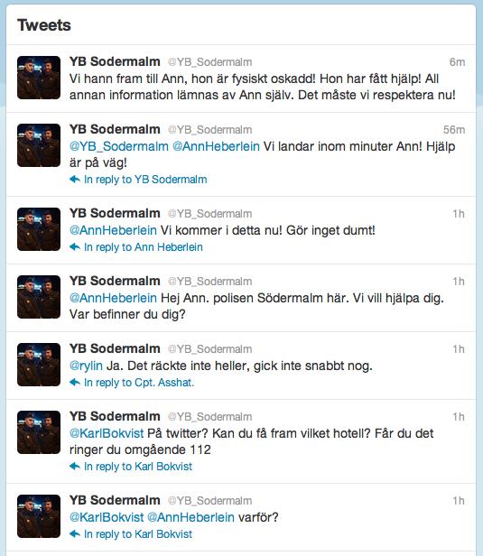 Twitterflödet från YB_Södermalm ikväll
