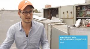 Svenska Alexander Ljung, en av grundarna bakom Soundcloud, intervjuas i The Startup Kids.