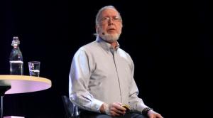 Kevin Kelly på Webbdagarna.