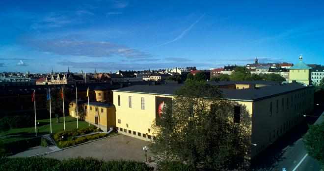 Historisk bloggträff på Historiska museet.