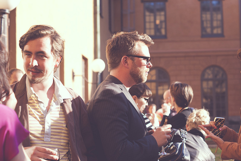 Jack Werner och Joakim Nyström (foto: Vicky Inoue)