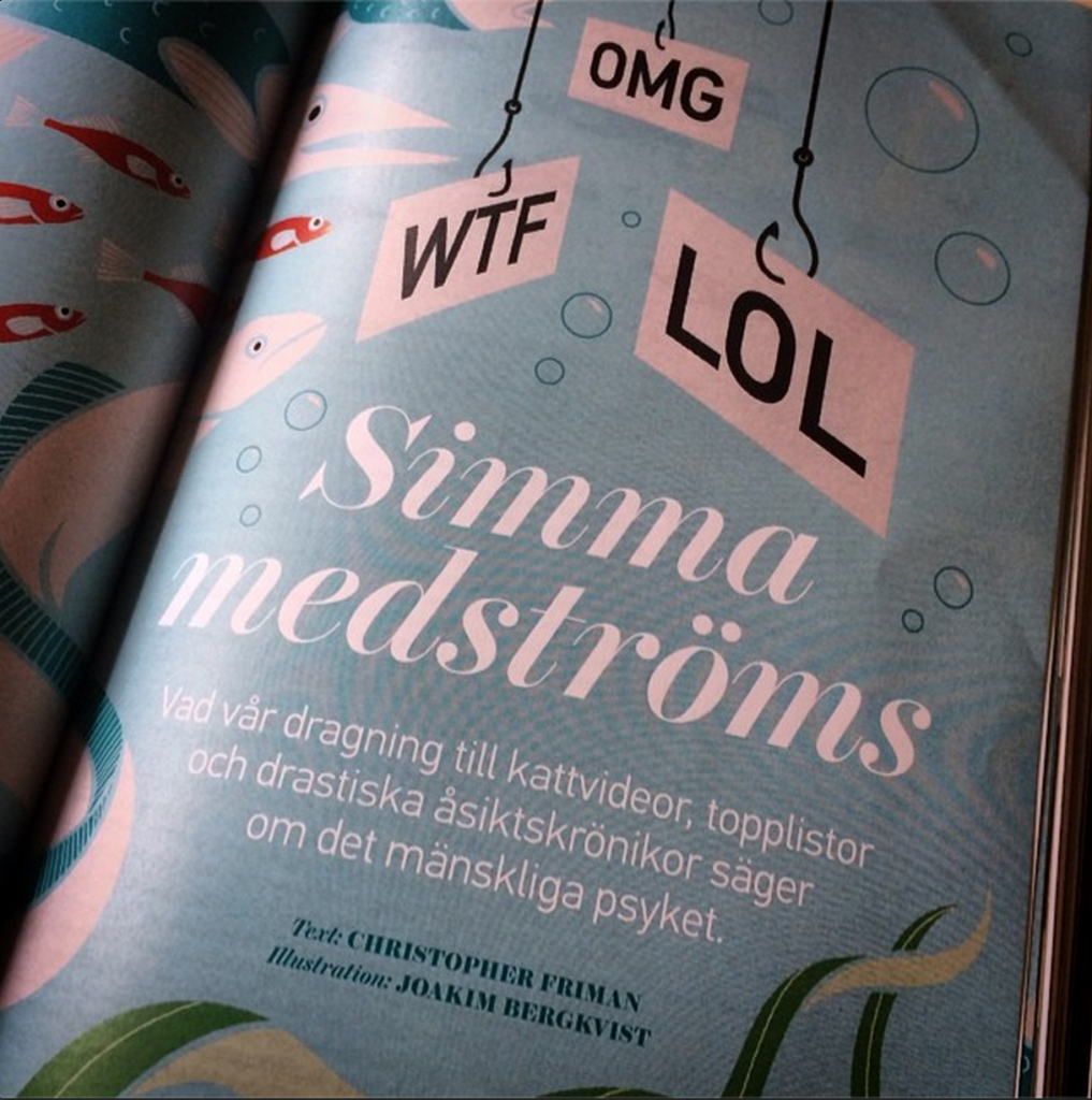 Filter sommaren 2014 - Simma medströms