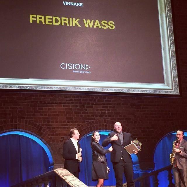 Fredrik Wass Spinn 2014