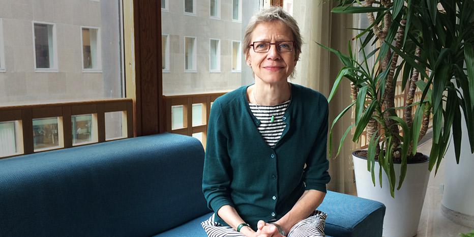 Eva Jespersen, UNDP