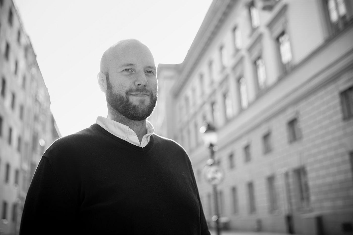 Fredrik Wass, foto: Malin Larsson
