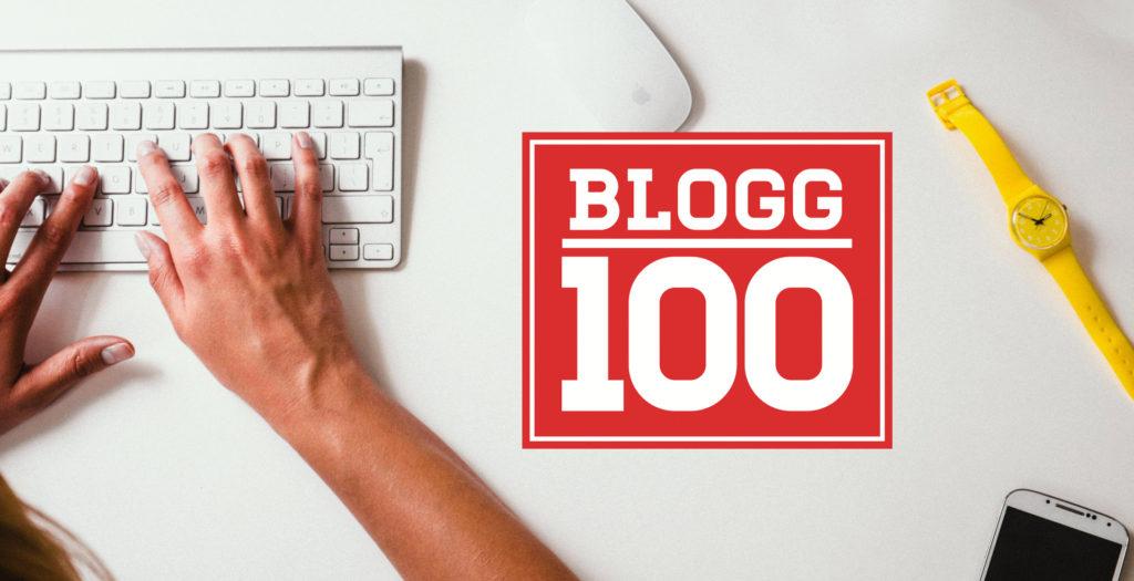 Blogg100 bakgrund
