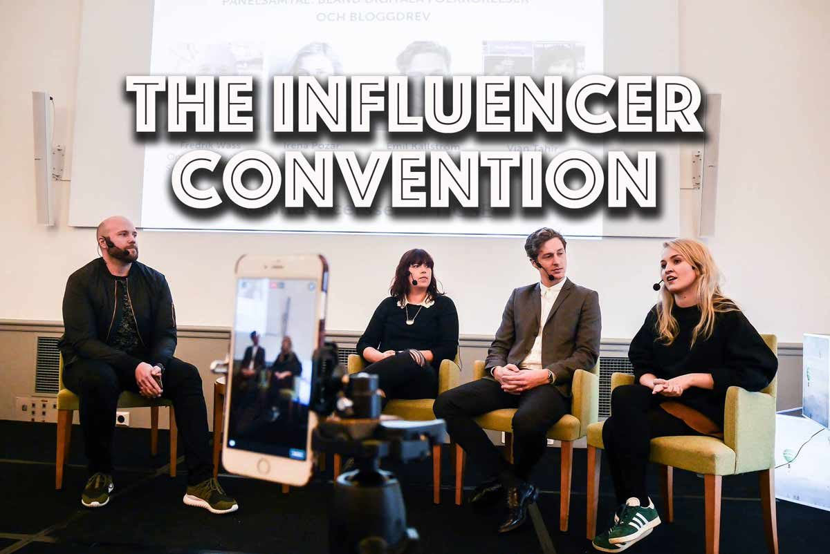 Så var The Influencer Convention