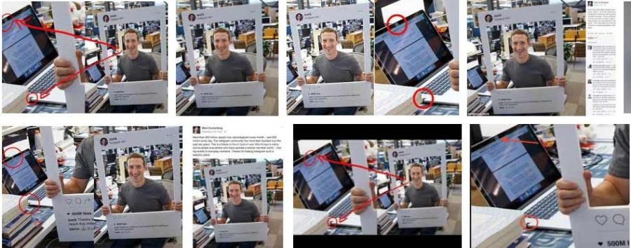 Mark Zuckerberg laptop tape