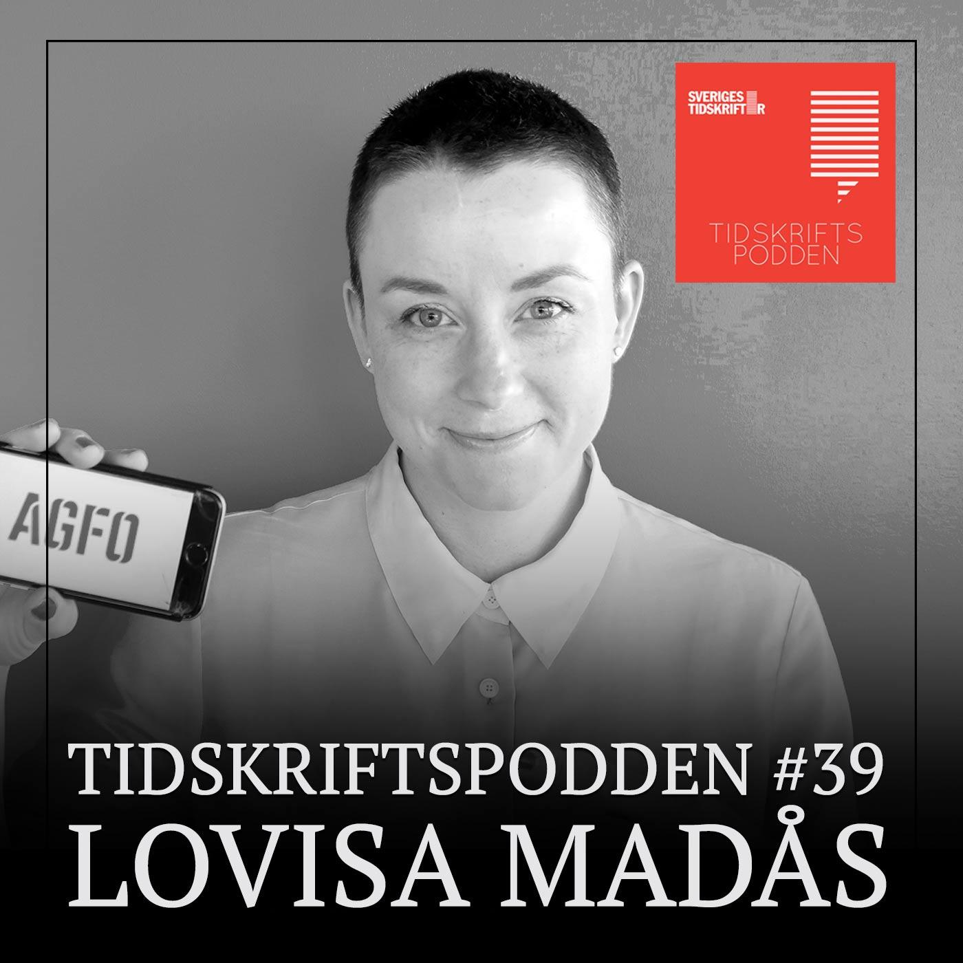 Lovisa Madås, LRF Media