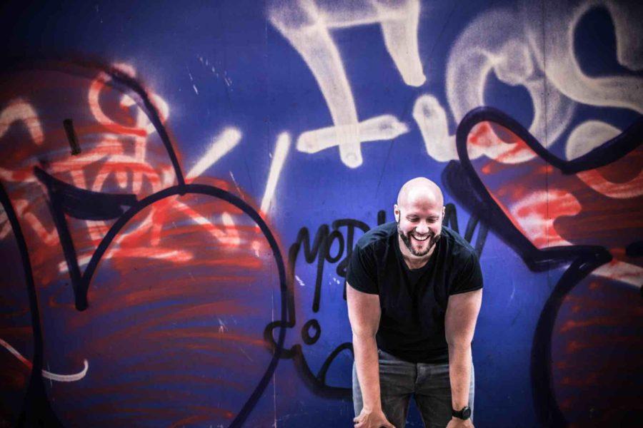 Fredrik Wass, Foto: Linda Hörnfeldt