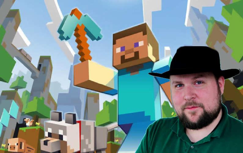 """Minecrafts grundare Markus """"Notch"""" Persson"""