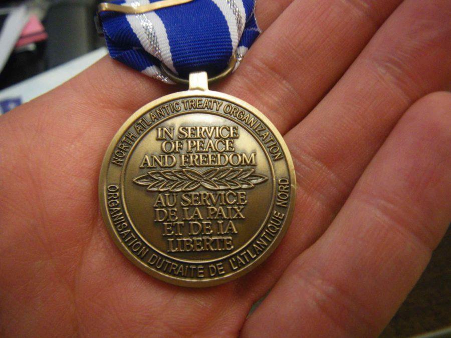 Nato-medalj